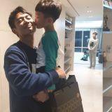 时安与珉豪BOBO照:「对大发来说,珉豪叔叔是爱♥」后面李同国的表情也吸引大家注意!
