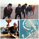 《Running Man》杜拜自由旅行 李多海高空跳傘嚇破膽