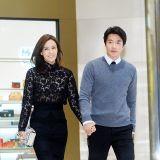 「好甜蜜~」權相佑&孫泰英夫妻雙雙出席品牌活動