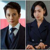 池晟又演「耀汉」接档太太李宝英:《恶魔法官》本周开播!他们用这些词来形容剧中的角色魅力!