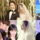2018年上半年哪些明星戀愛了、分手了、結婚了、生孩子了?