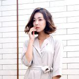 蘇怡賢拍攝代言廣告 高端大氣素雅迷人