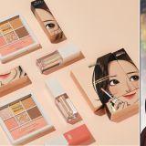 超人气韩漫《女神降临 x All my tings》於LOHB'S推出联名彩妆