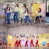 女团Crayon Pop回来了 复古可爱舞蹈抢先看!