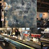 隐身在汉江边废弃制鞋工厂的咖啡店:Anthracite coffee