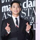 SHINee崔珉豪入围美国《VOGUE》评选全球性感男星TOP12