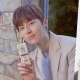 氣質超適合!黃旼炫代言豆乳最新宣傳寫真公開