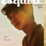孔刘热度令人惊叹! 登7国《Esquire》封面,内页分量破纪录!