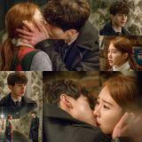 《鬼怪》中使者和Sunny的Kiss场景原来是这么拍的!