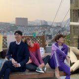 JTBC《先熱情地清掃吧》三主演終於「同框」了!飾演「潔癖男」的尹鈞相劇照也公開啦~