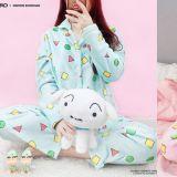 受到大家喜愛的「蠟筆小新睡衣」!前陣子又推出了粉紅色,小新迷有入手了嗎?