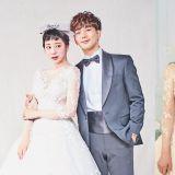 G.O♥崔藝瑟將在下月舉行婚禮!兩人甜蜜婚紗照公開,網友送上祝福:「真的好漂亮!」