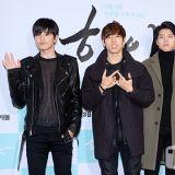 Infinite為《哥哥》首映月臺助力隊友Hoya