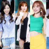 盘点韩国女团素颜代表,谁是你心目中的『水光肌女神』?保养靠这招你也能跟她一样!