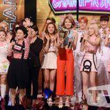 《Show Champion》現場直擊:少女時代奪冠捧獎盃
