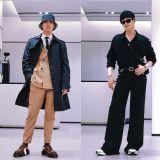 《麻浦帅小子》两人互换穿衣风格!换上宋旻浩风格衣服的P.O:「我这样穿的话...真的很像变态!」