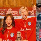 VIXX Leo和gugudan世正合唱足球应援歌《We, the Reds》!