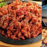 韓國街頭熱刮辣雞腳串風,再也不用點一盆啦,無骨吃起來很優雅