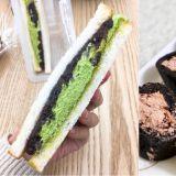 韓國CU便利商店4月推出新甜點,滿滿的鮮奶油超滿足~