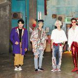Super Junior 回歸超過兩週 〈REPLAY〉依然持續列隊佔領台灣音源榜!