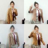 电影《因为爱》即将上映 穿著校服的金裕贞...哪张照片更好看?