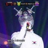 《蒙面歌王》擊劍男演唱BIGBANG「IF YOU」 魅力歌聲所有者是?(雷)