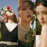 Red Velvet 五人概念照全数到齐 下周一回归在即!