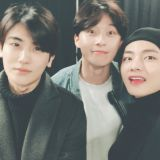 BTS防弹少年团V外号「燕子V」的来源:致力於收集「朴氏」圈中好友