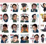 《与神同行》VS《钢铁雨》:12月萤幕外可爱的表情包大战~韩语网路新词学起!
