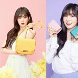 預約新學期的女神氛圍 ❀ 學 Red Velvet Irene 巧搭粉嫩早春包款吧!
