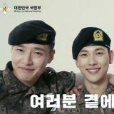 韓國最強「陸軍經紀公司」藝人玉澤演X任時完X姜河那拍攝CF般的公益片