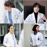 變身為美女醫生的女演員竟有她!