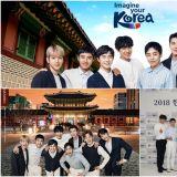 韓國新門面!EXO任旅遊大使廣告、宣傳照紛紛出爐