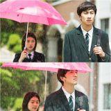 《心裡的聲音》李光洙、鄭素敏雨中打傘 浪漫劇照公開