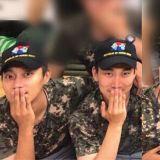 经过4周基础军事训练…看起来已经完美适应军队生活的Highlight尹斗俊 & BTOB徐恩光!