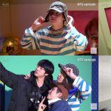 j-hope拍攝MV時成員們都到現場探班!在《Daydream》中,原來V也有客串出演!