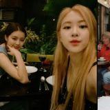 这一家基因太优秀了!BLACKPINK Rosé晒与亲姐姐合照:人美肤白还是律师