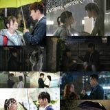 看韓劇總會出現這麼一個道具…雨傘!