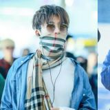 iKON B.I在机场「流鼻血」?还要是左边流完,右边流~XD