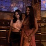 蕾哈娜赴梨泰院體驗韓國夜生活文化!與Jennie合影在網路引發關注,粉絲直呼:「Jennie追星成功了」