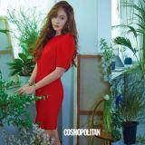 時尚女王Jessica浪漫高冷雙重魅力《Cosmopolitan》5月畫報公開