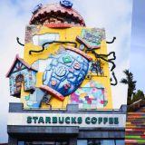 【旅游资讯】别处绝对看不到!超有特色的济州岛特色星巴克店