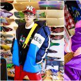 運動品牌公開EXO XIUMIN新宣傳照 展現時尚街頭魅力