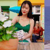 Sulli與內地版「杉菜」穿同款:你Get到了誰的美?