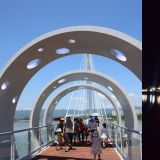 水藍天一線!夢幻解憂的韓國江原道「衣岩湖天空步道Skywalk」 到春川這裡拍照超美的啊~!