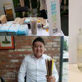 韩国限塑令:米吸管取代塑胶吸管!