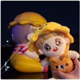 燦烈生日祝賀,超可愛燦烈巨嬰娃娃就在漢江
