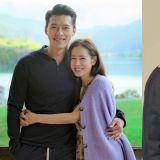 韓網友發現炫彬跟孫藝珍的父親的臉,氣質氛圍超像!
