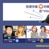 韓星愛戴的「VIBRATE」帽子你想要嗎? 快來選出最愛的韓國Youtuber囉!