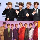 男團襲捲社群世界 EXO、BTS防彈少年團與 GOT7 角逐告示牌社群藝人獎!